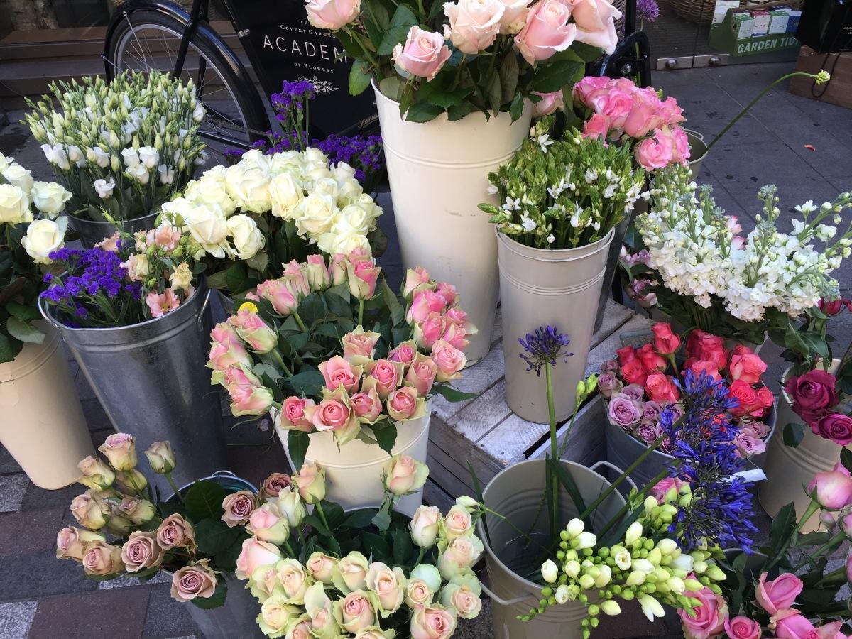 Flowers In London